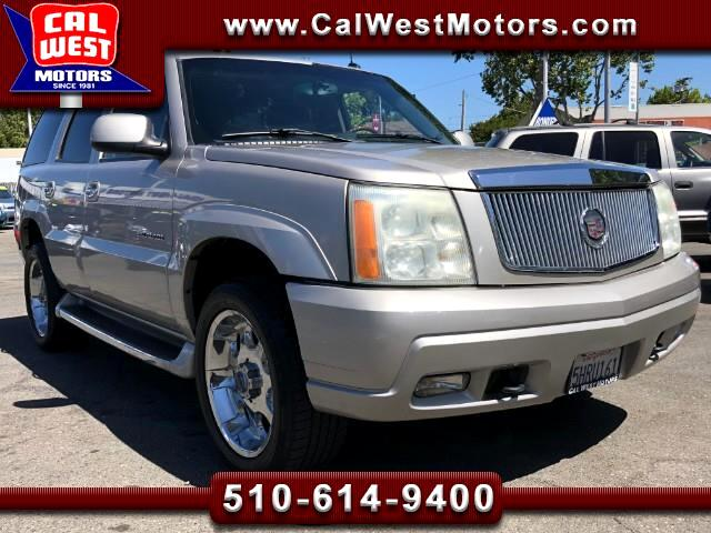 2004 Cadillac Escalade AWD SUV Luxury BOSE Nav MoonRoof