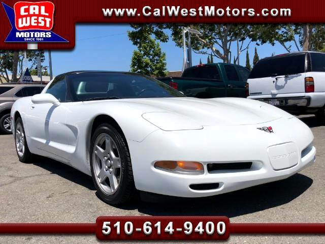 1998 Chevrolet Corvette C5 Coupe LS1 Auto LoMiles SuperClean ExMtnceHis