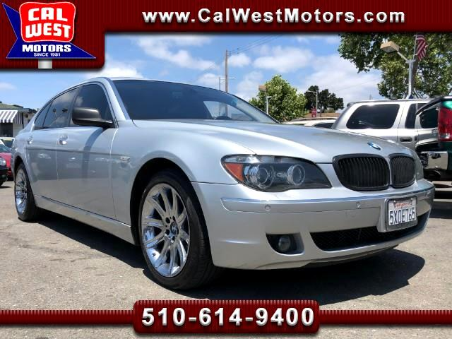 2006 BMW 7-Series 750Li Luxury Sedan SportPkg NAV VeryClean ExMtnce