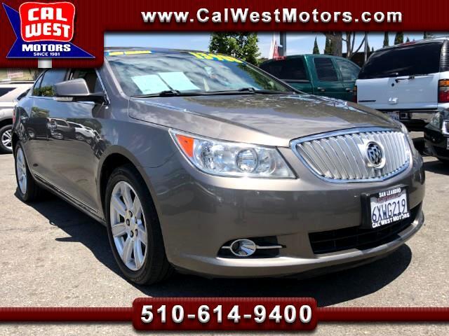 2011 Buick LaCrosse CXL Leathr Luxurious SuperClean GreatMtnceHist
