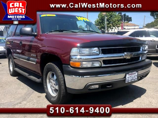 2002 Chevrolet Tahoe 3Rows Only89K SuperClean GreatMtncHist