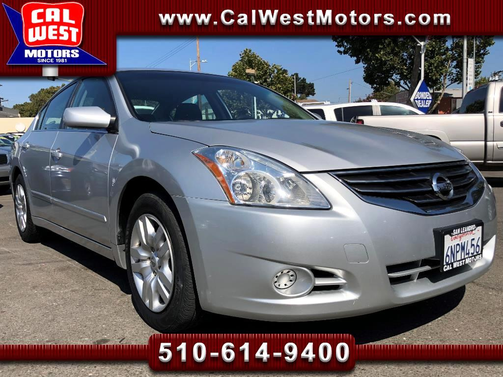 2011 Nissan Altima 2.5 S Only52k SuperClean WellMntnd