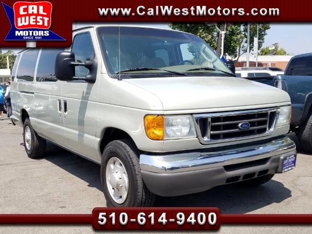 2005 Ford E-350 Super Duty 15Passenger LoMiles 1Owner SuperClean GreatMtnce