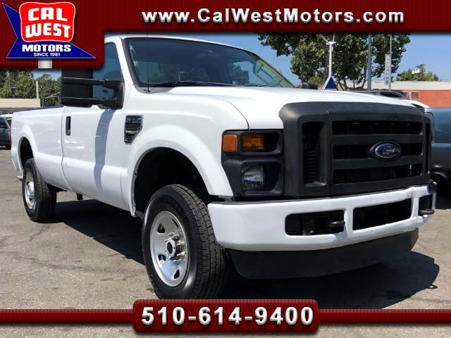 2008 Ford F-250 SD 4X4 8FtBed TowPkg SuperStrong VeryClean WellMntnd