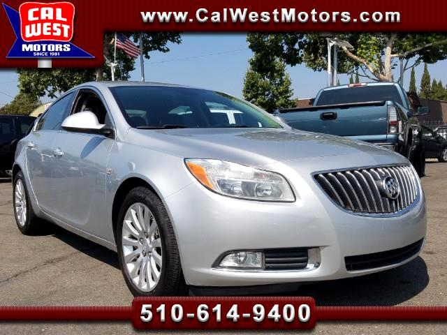 2011 Buick Regal CXL Sdn Blu2th Leathr 1Owner VeryClean GreatMtnce