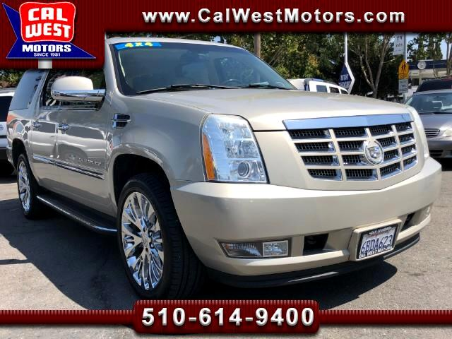 2007 Cadillac Escalade ESV AWD 3Rows NAV 2DVDs Only77K SuperNice