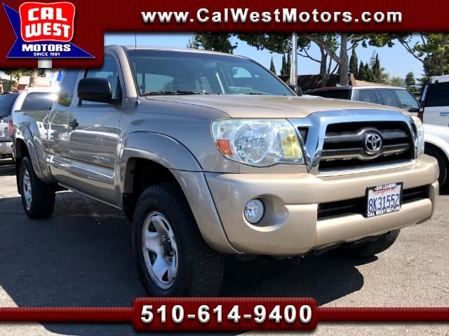 2007 Toyota Tacoma 4X4 AccessCab 1Ownr LoMiles VeryClean GreatMtnce