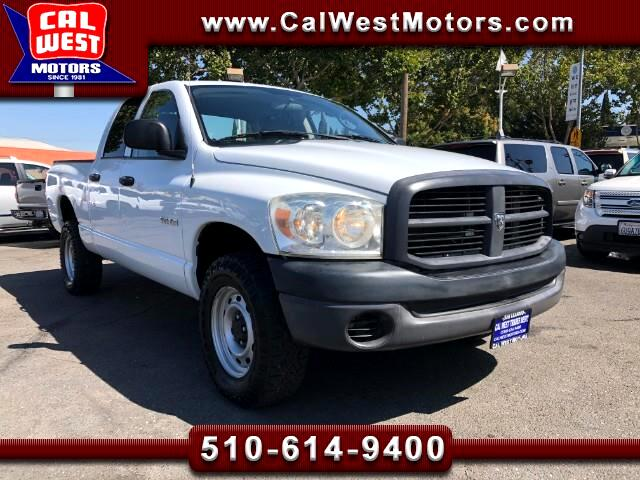 2008 Dodge Ram 1500 4X4 Quad Cab Only51K 1Owner VeryClean GreatMtnce