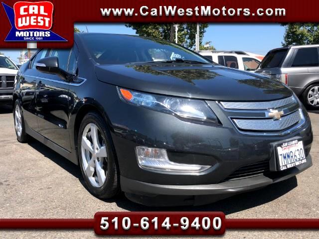 2015 Chevrolet Volt Voltec Sedan 1Owner FactoryWarranty SuperClean