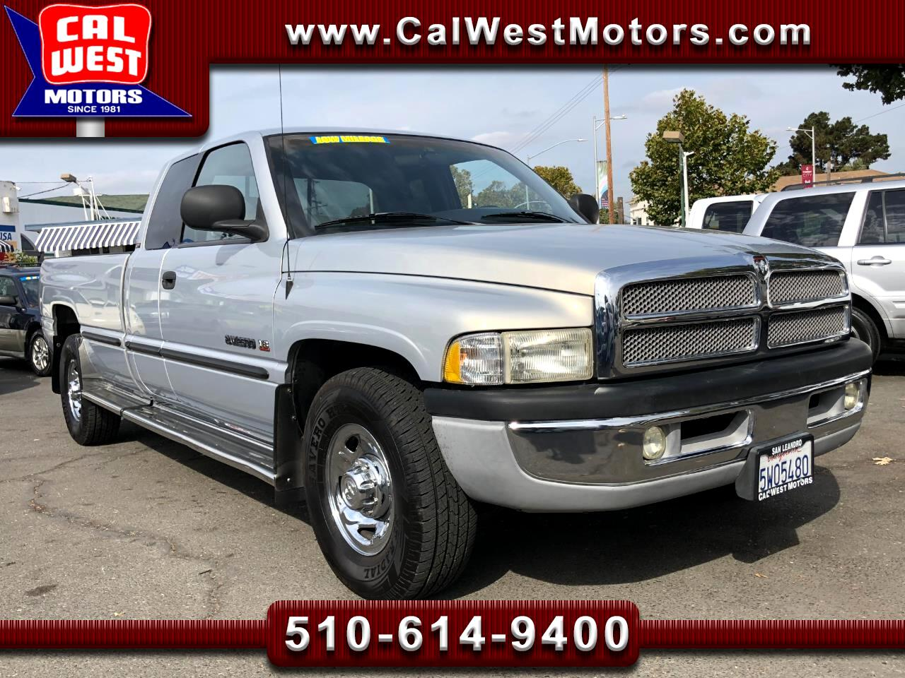 1999 Dodge Ram 2500 Quad Cab 8FT Only59K 1Ownr SuperClean ExMtnce