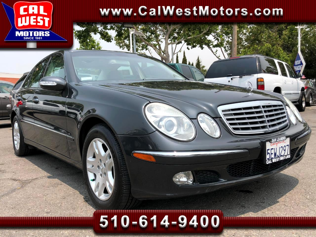 2004 Mercedes-Benz E-Class E320 Sedan 3.2L V6 LowMiles Expertly Maintained