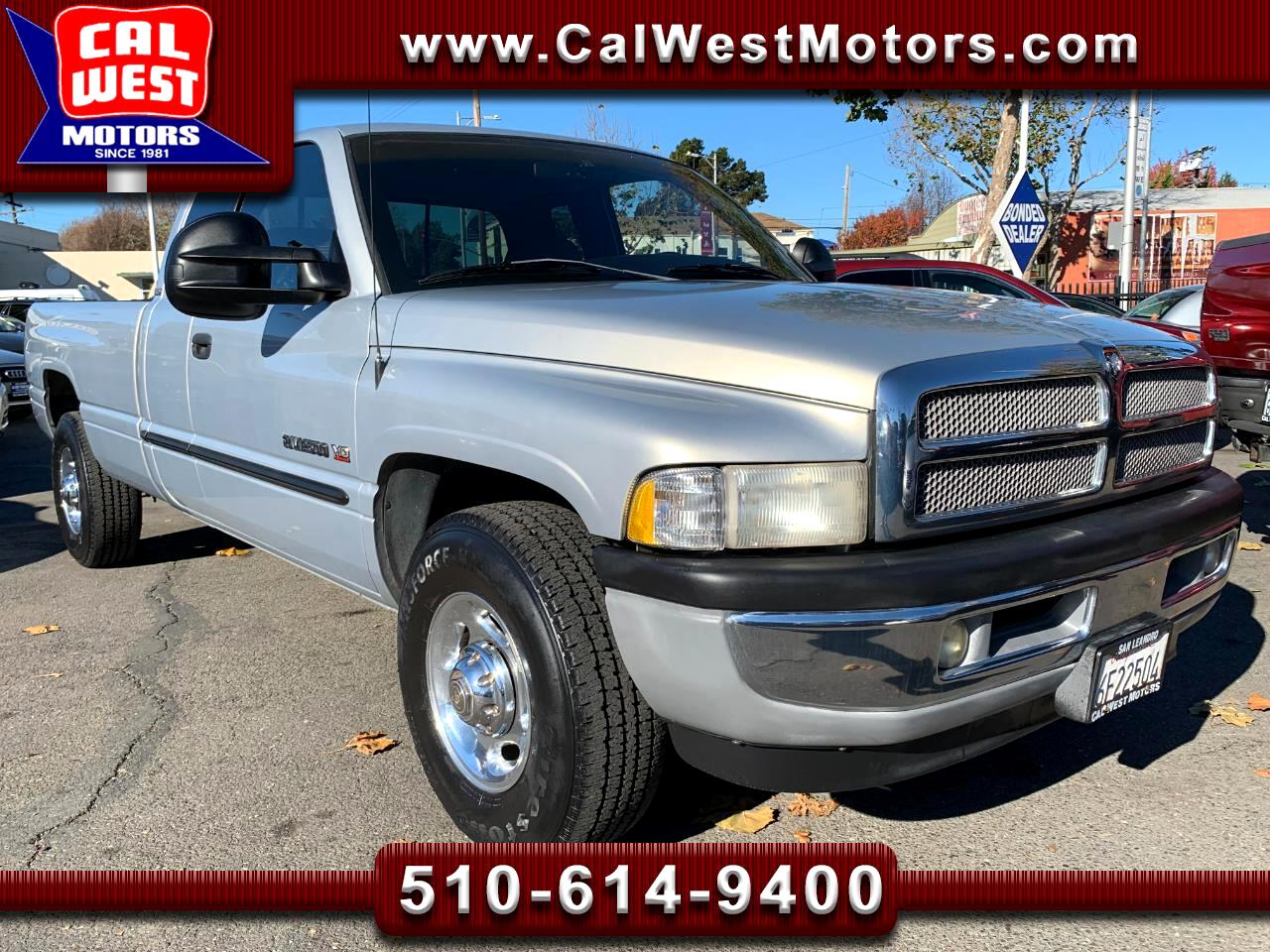 2001 Dodge Ram 2500 Quad Cab SLT 8FT Only47K 1Owner SuperClean ExMtnce