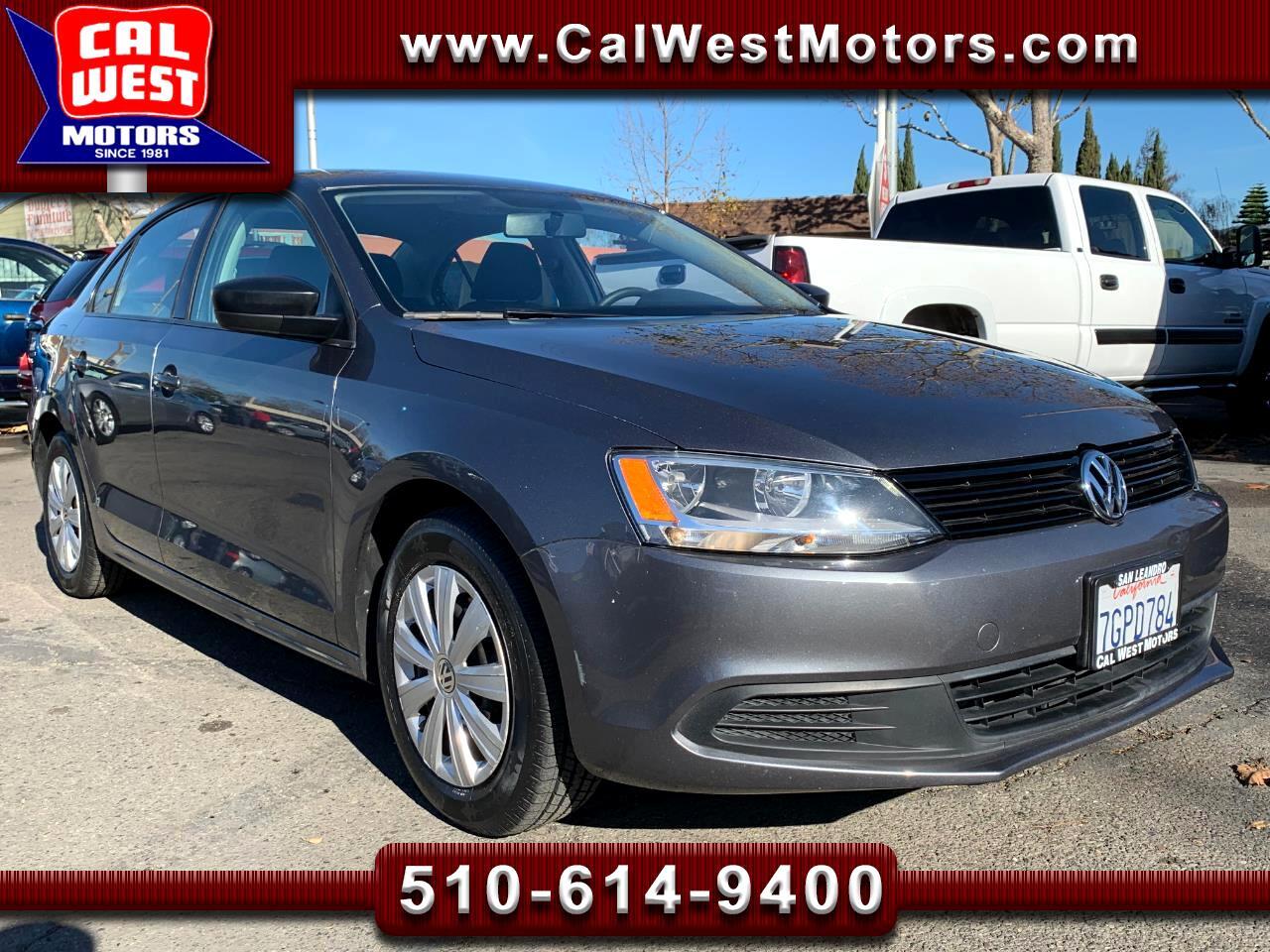 2014 Volkswagen Jetta Sedan Auto AC LowMiles 1Owner  VeryClean WellMntnd