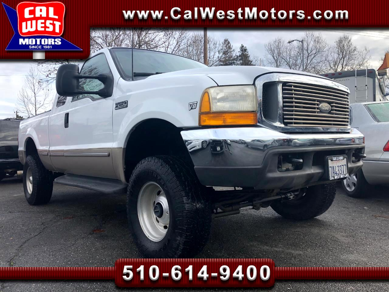1999 Ford F-250 SD 4X4 Lariat SuperCab 7.3L Diesel VeryClean ExMtnce