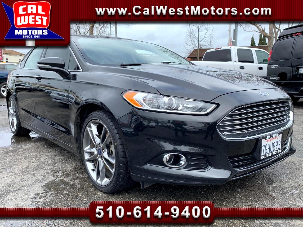 Used 2014 Ford Fusion For Sale In San Leandro Ca 94577 Cal West Motors