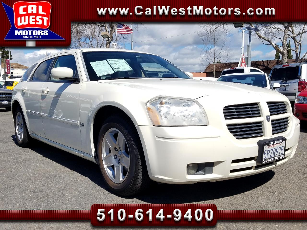 2005 Dodge Magnum SXT RWD 4Dr Wagon 1 Owner Expertly Maintained