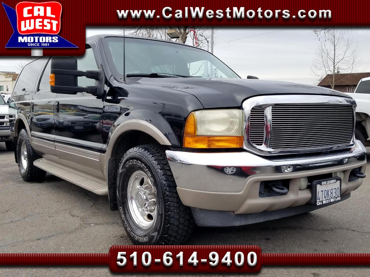 2001 Ford Excursion Limited 7.3PowerStrokeDiesel LoMiles SuperNice ExM