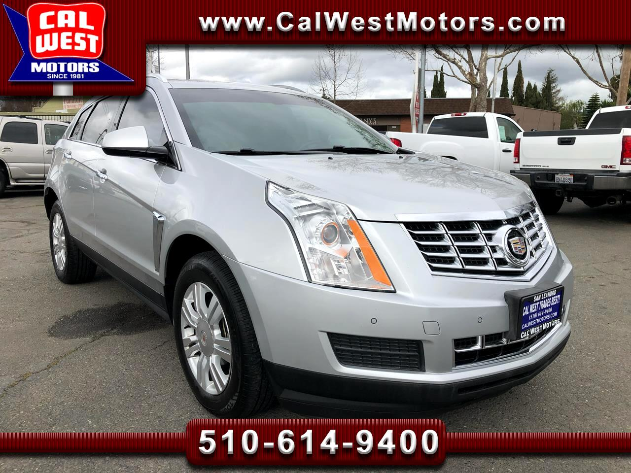 2014 Cadillac SRX AWD Luxury Collection NAV PanoRoof SuperNice