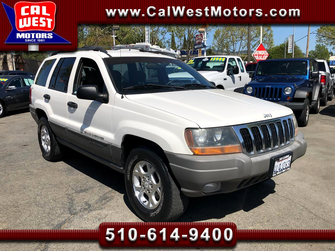 2000 Jeep Grand Cherokee 4WD Laredo 1Owner SuperClean ExpertlyMntnd