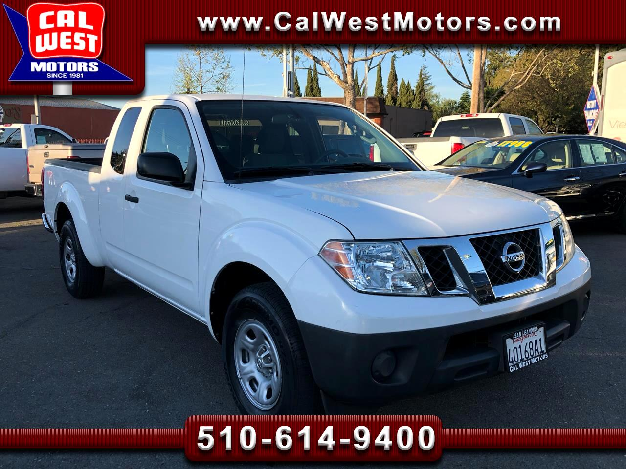 2010 Nissan Frontier King Cab Auto Only46K ExMPG 1Owner VeryClean