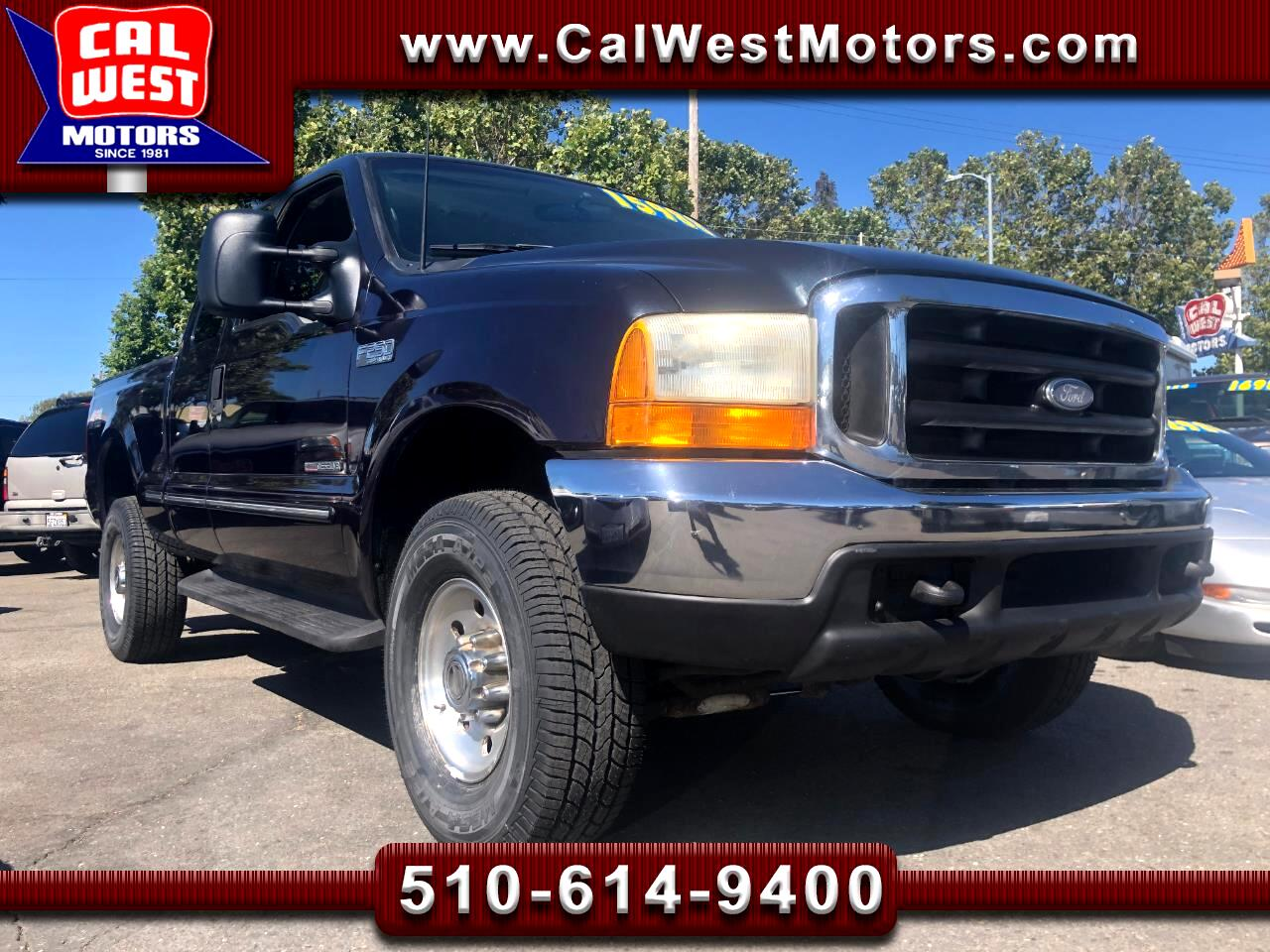 1999 Ford F-250 SD 4X4 SuperCab 7.3L PowerStroke 1Owner SuperNice
