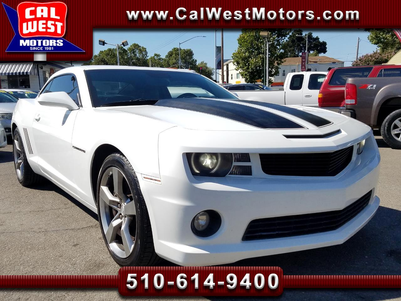 2010 Chevrolet Camaro 2SS-RS Coupe 6-Speed 426HP LS3 1Owner SuperNice!