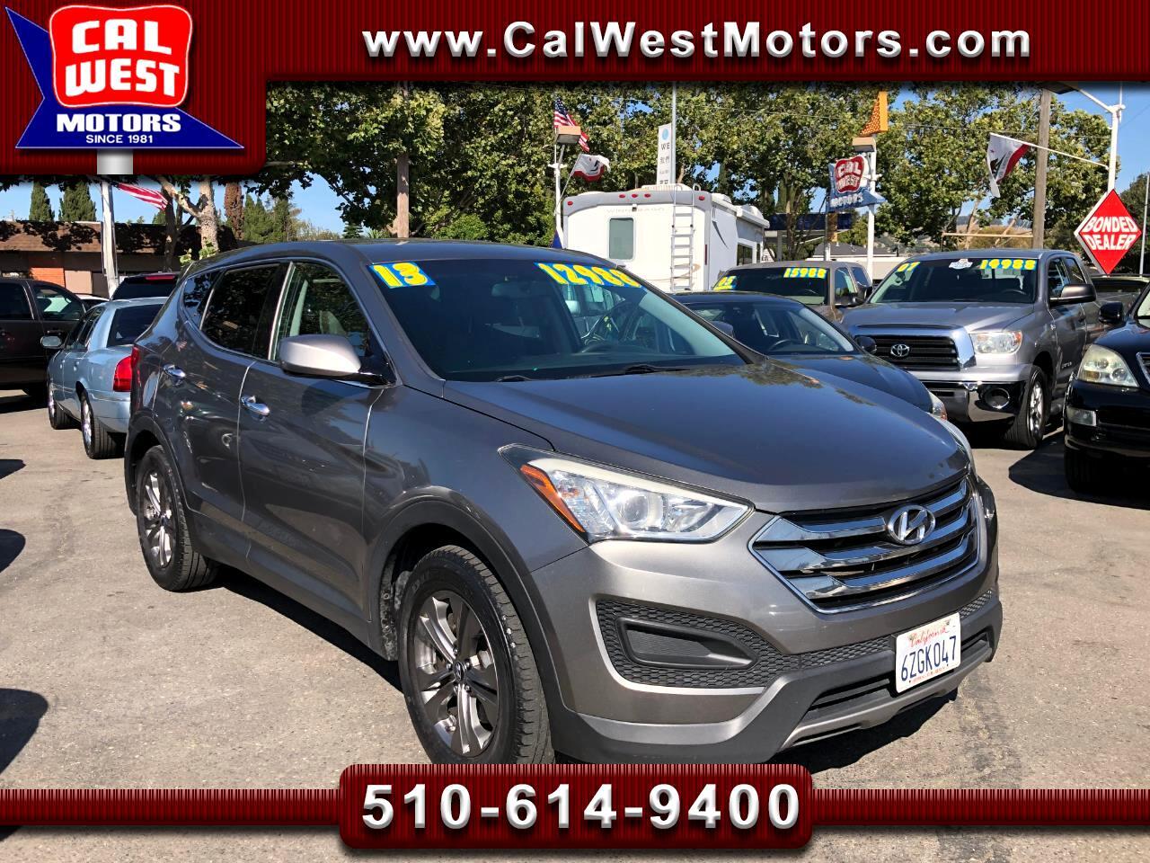 2013 Hyundai Santa Fe AWD Sport SUV 5D Blu2th BUCam VeryClean