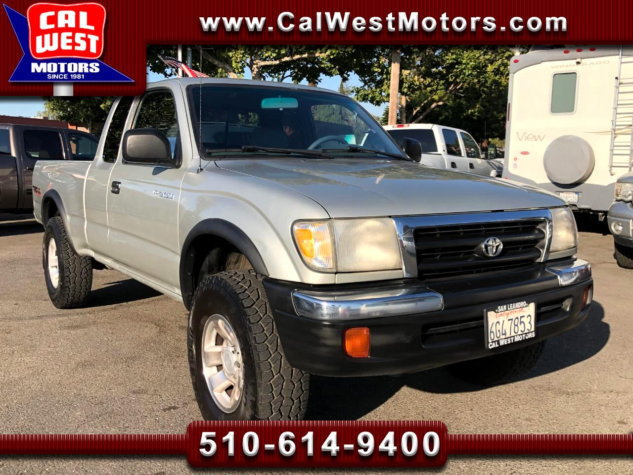 2000 Toyota Tacoma Prerunner XtraCab V6 SR5 TRD OffRoad VeryClean