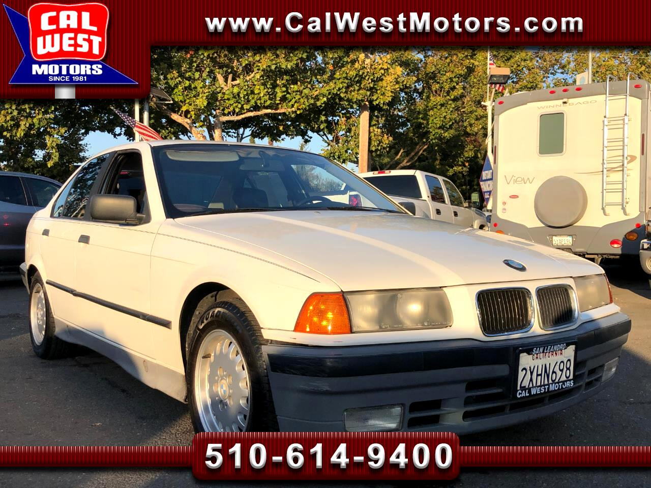 1992 BMW 3-Series 325i Sedan Auto Sturdy Straight Clean WellMntnd