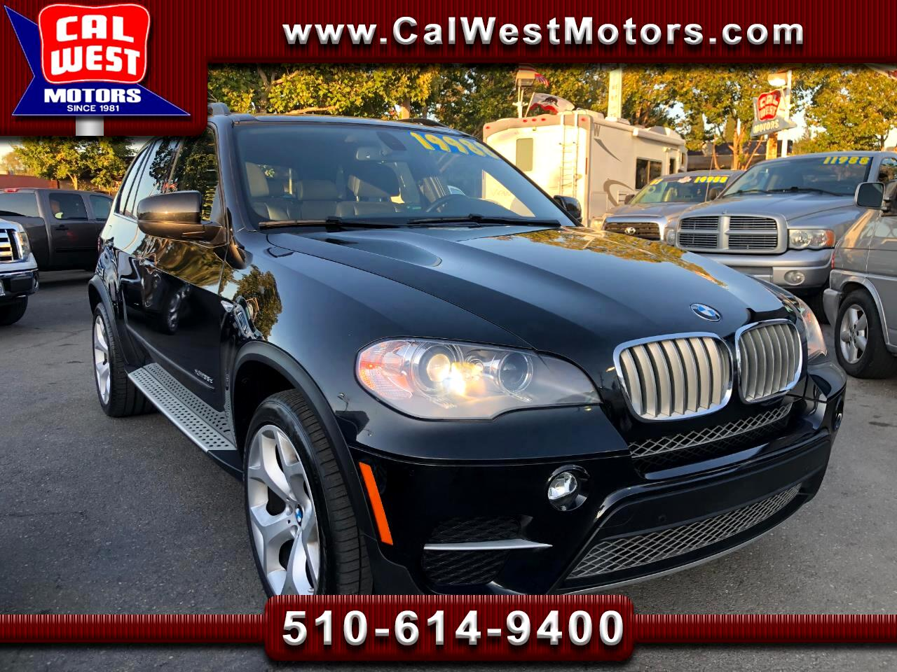 2013 BMW X5 xDrive 35d Diesel NAV 71K SuperClean GreatMtnce