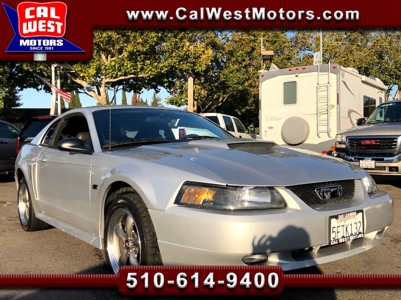 2003 Ford Mustang GT Premium Coupe Auto Only 50,788 Miles SuperNice