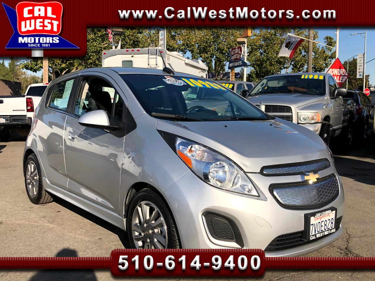 2016 Chevrolet Spark EV 2LT Electric Sdn Blu2th AUX 1Owner GMWarranty Nice