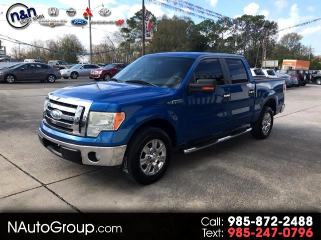 2009 Ford F-150 2WD SuperCrew 139