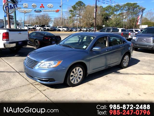 2011 Chrysler 200 4dr Sdn LX
