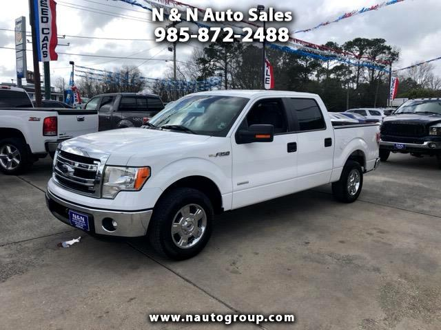 2013 Ford F-150 2WD SuperCrew 139