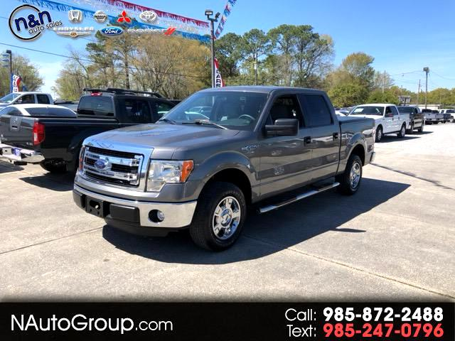"2013 Ford F-150 2WD SuperCrew 139"" XLT"
