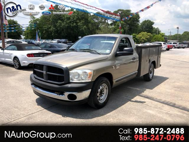 2007 Dodge Ram 2500 ST Long Bed 2WD
