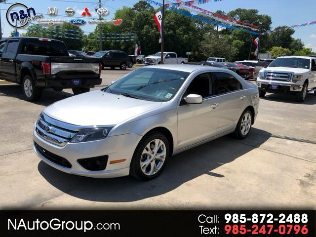 2012 Ford Fusion 4dr Sdn I4 SE FWD