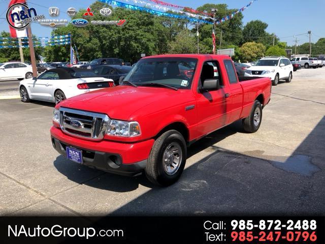 2010 Ford Ranger XLT SuperCab 2-Door 2WD
