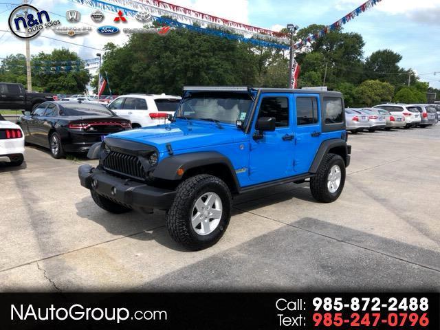 2011 Jeep Wrangler Unlimited Sport 4WD