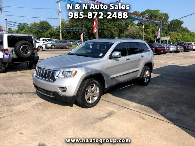 2011 Jeep Grand Cherokee Limited 2WD