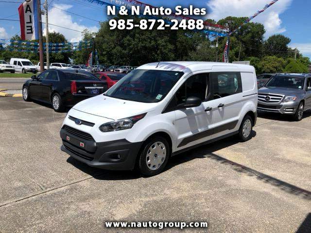 "2016 Ford Transit Connect 114.6"" XL w/side & rear door privacy glass"