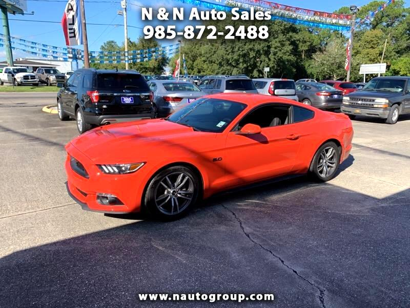 2016 Ford Mustang GT Deluxe