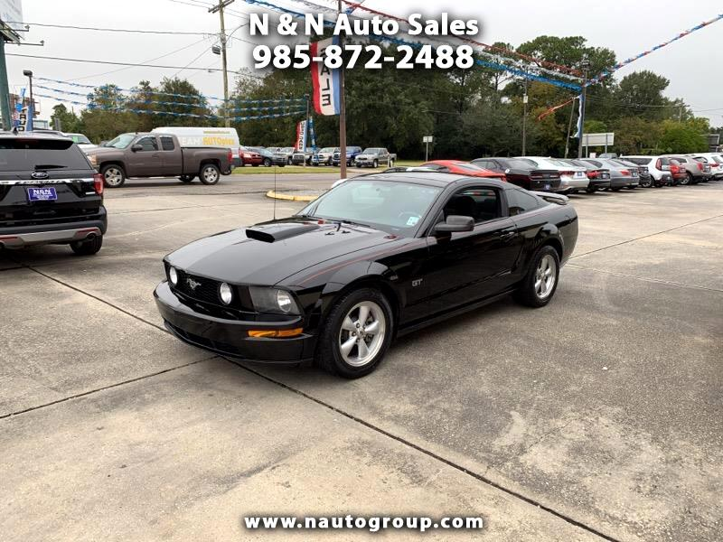 2007 Ford Mustang 2dr Coupe GT
