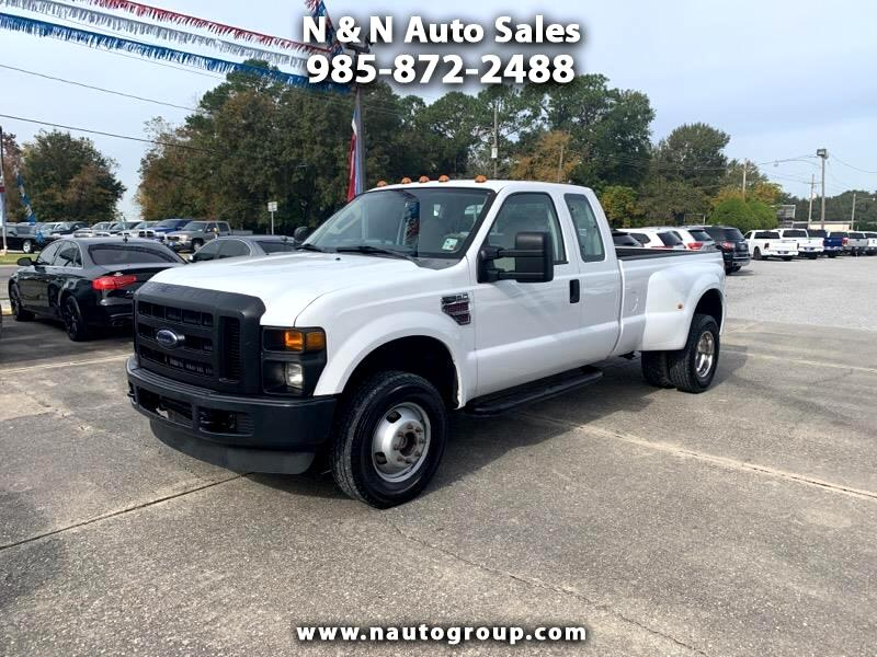 2008 Ford F-350 SD XL SuperCab 4WD DRW
