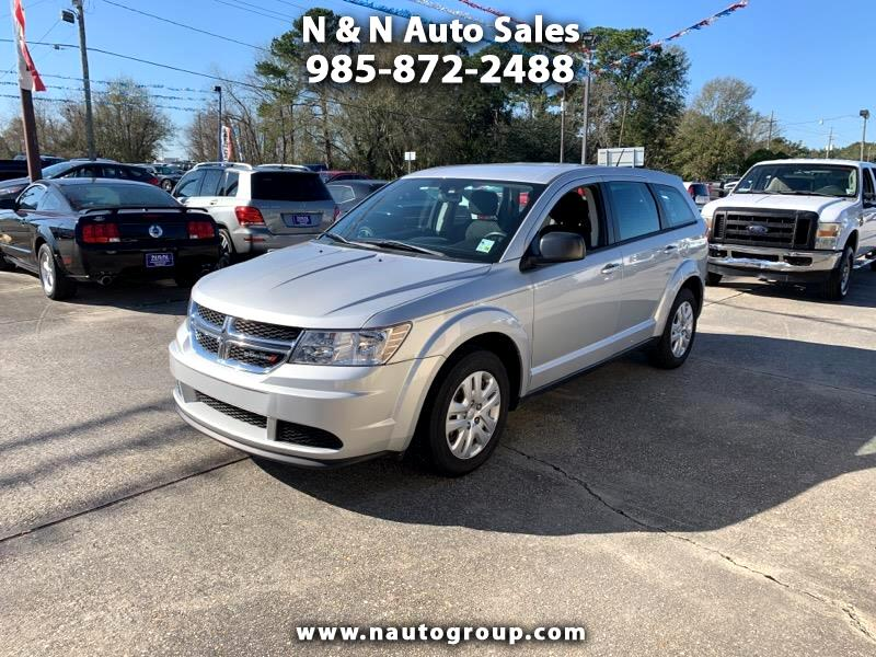 2014 Dodge Journey FWD 4dr SE
