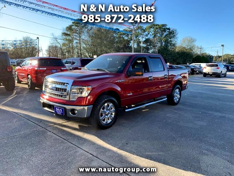 "2014 Ford F-150 2WD SuperCrew 139"" FX2"
