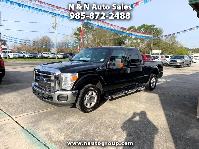 2014 Ford F-250 SD XLT Crew Cab Short Bed 2WD
