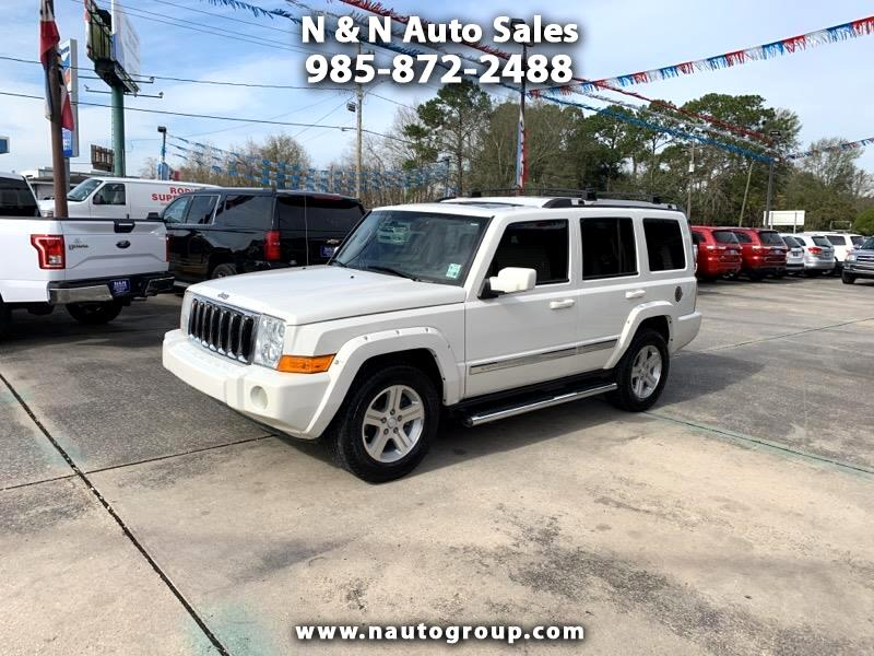2009 Jeep Commander 2WD 4dr Limited