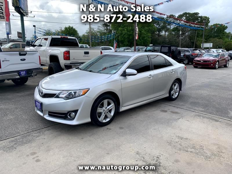 2012 Toyota Camry 4dr Sdn I4 Auto SE Sport (Natl) *Ltd Avail*